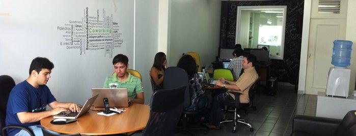 Amazon Hub is one of Espaços de Coworking.