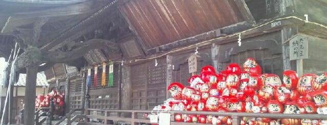 少林山達磨寺 is one of Lieux qui ont plu à Masahiro.