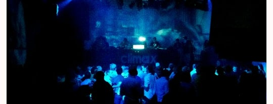 ROXY/NoD is one of Music Clubs in Prague.