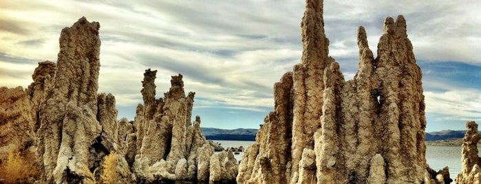 Mono Lake South Tufa is one of Yosemite & Mammoth.
