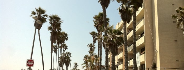 Venice Beach Boardwalk is one of Essential Los Angeles.