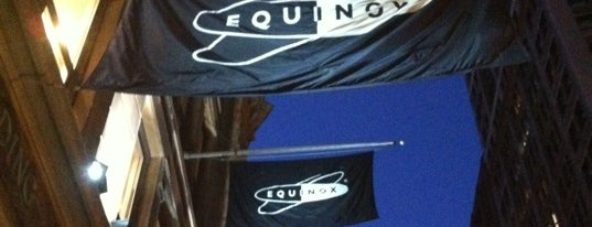 Equinox Flatiron is one of #FitBy4sqDay Tips.