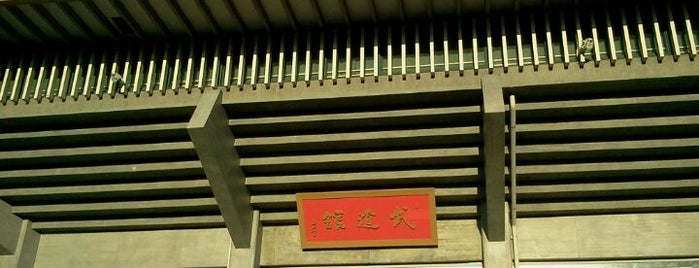 Nippon Budokan is one of Sports Arena's.