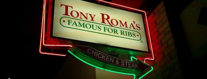 Tony Roma's is one of Tempat yang Disukai Randee.