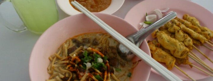 Khao Soi Islam is one of chiang mai.