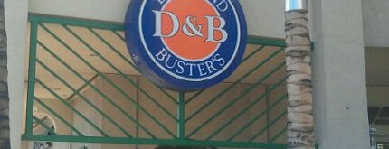 Dave & Buster's is one of Oahu: The Gathering Place.