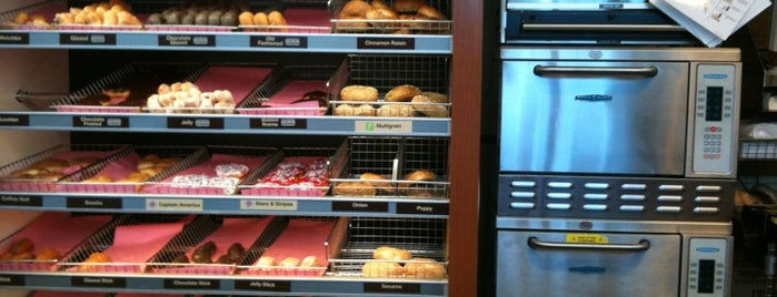 Dunkin' is one of Nelson's Saved Places.