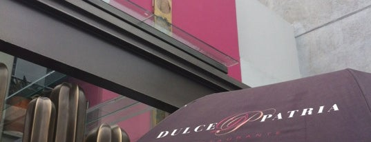 Dulce Patria is one of Mexico City.