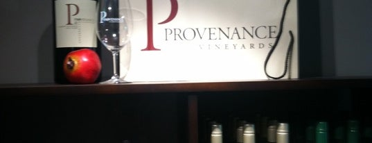 Provenance Vineyards is one of honeymoon.