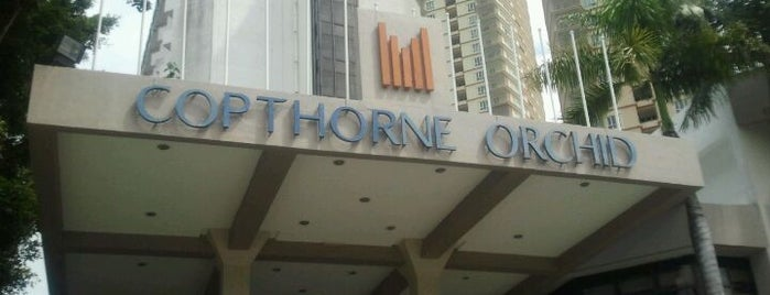 Copthorne Orchid Hotel is one of Lugares favoritos de Animz.
