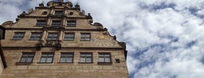 Stadtmuseum Fembohaus is one of Nuremberg's favourite places.