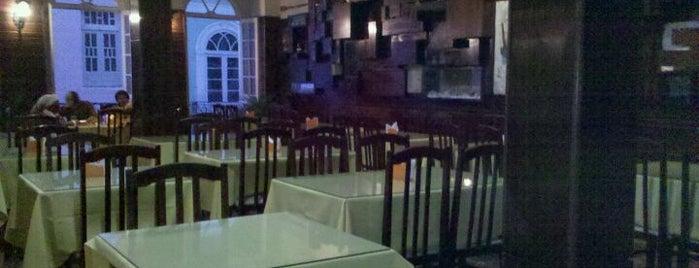AXEGO Restaurante e Bar is one of comida baiana.