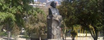 Monumento a Bartolomé Mitre is one of Parques.