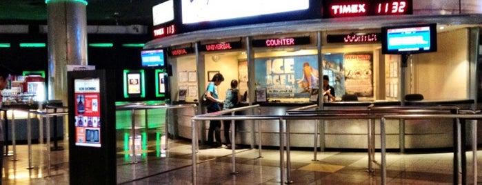 Glorietta 4 Cinemas is one of  rachel  님이 좋아한 장소.