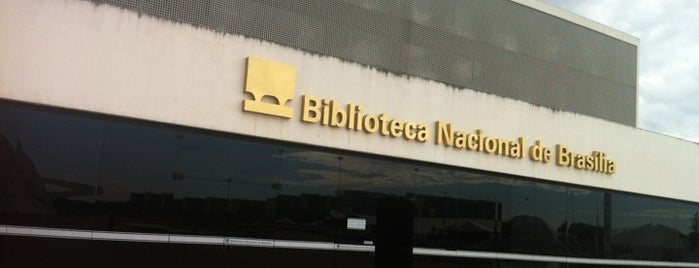 Biblioteca Nacional de Brasília Leonel Brizola (BNB) is one of Brasília Places.