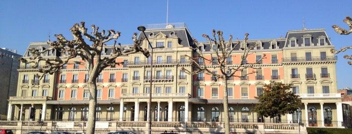 Palais Wilson is one of Suiça - onde ir.