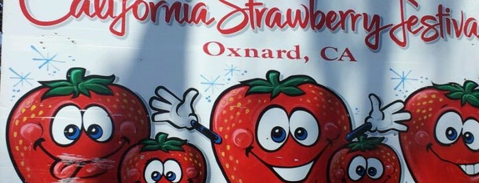 California Strawberry Festival is one of Chad'ın Beğendiği Mekanlar.