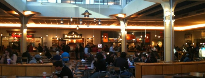 Terrace Food Court - The Shops at Prudential Center is one of Pubs, Clubs & Restaurants in Greater Boston.