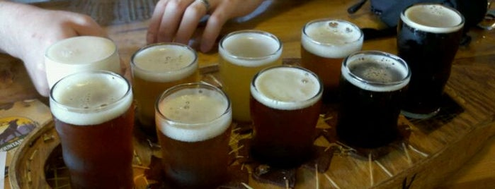 Elk Mountain Brewing is one of Colorado Beer Tour.