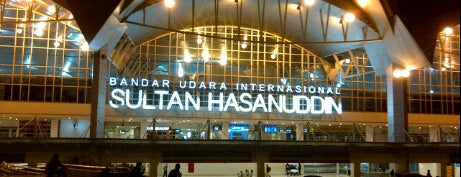 Sultan Hasanuddin International Airport (UPG) is one of Airports (around the world).
