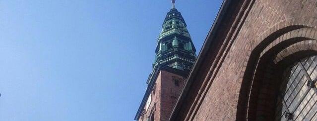 Nikolaj Plads is one of Copenhagen.