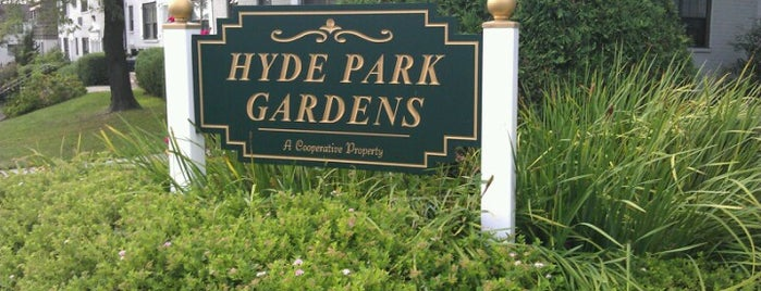 Hyde Park Gardens is one of Andres's Liked Places.