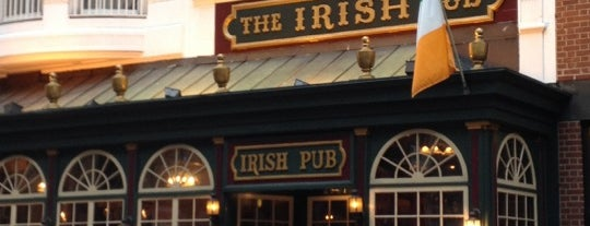 Irish Pub is one of Fav Philly Bars.