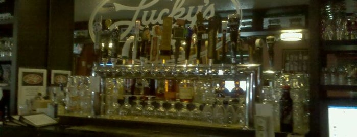 Lucky's Taproom Eatery is one of Favorite Bars around Dayton, Ohio.