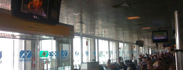 Portão 2 is one of Lugares favoritos de Elis.