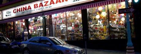 China Bazaar is one of Cerda's 'cisco..