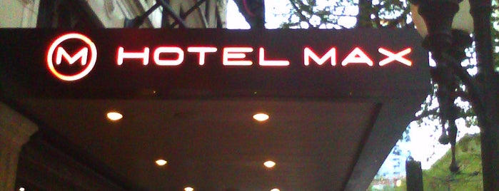 Hotel Max is one of Must-have Experiences in Seattle.