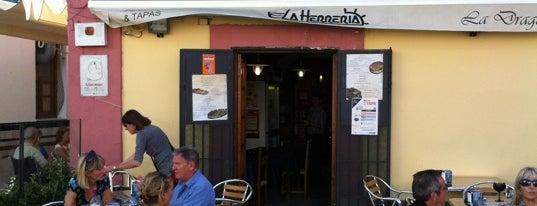 La Herreria is one of Gespeicherte Orte von Óscar.