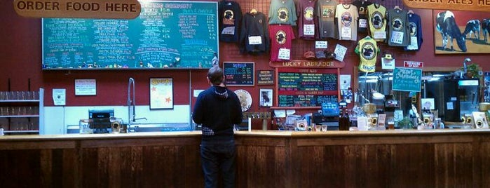 Lucky Labrador Brew Pub is one of Best Brewpubs of Portland.