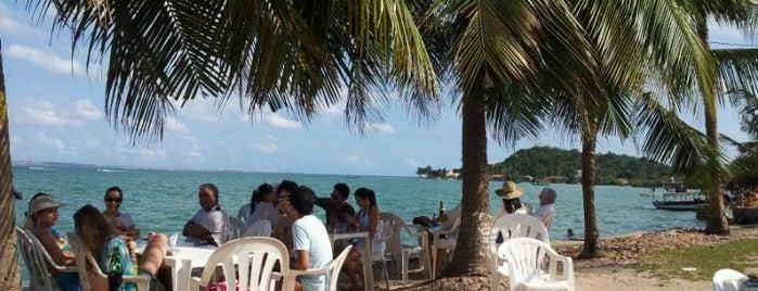 Ilha de Maré is one of Points de Salvador.