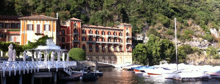 Villa d'Este is one of Hotels of the world.