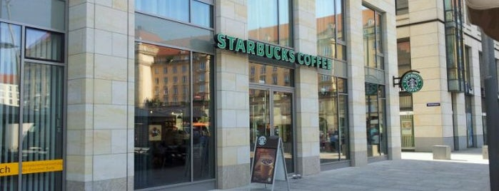Starbucks is one of Dresden.