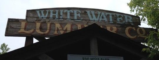 White Water Canyon is one of สถานที่ที่ Fiona ถูกใจ.