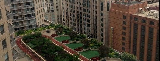Hilton Garden Inn is one of Chicago.