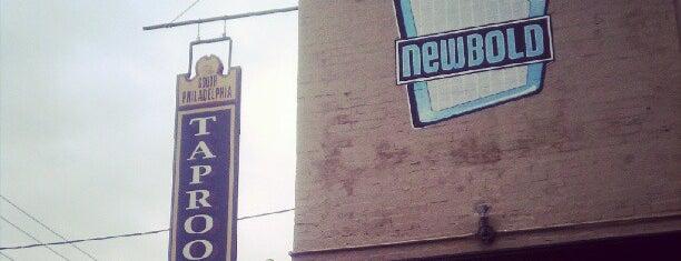 South Philadelphia Tap Room is one of Foobooz Best 50 Bars in Philadelphia 2012.