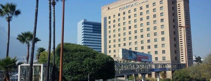 Four Points by Sheraton is one of Anaさんのお気に入りスポット.