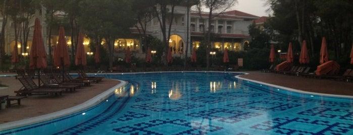 Ali Bey Resort Side is one of Lugares favoritos de Olcay.
