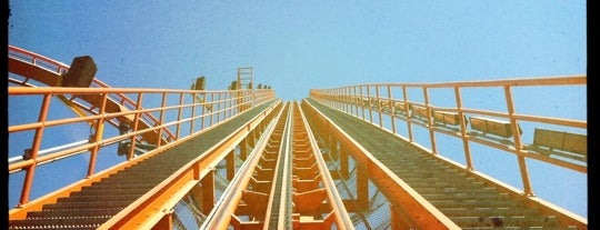 Goliath is one of National Rollercoaster Roundup.