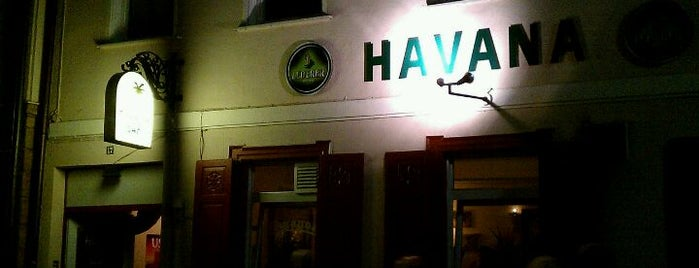 Havana Bar is one of สถานที่ที่บันทึกไว้ของ Seyhan.