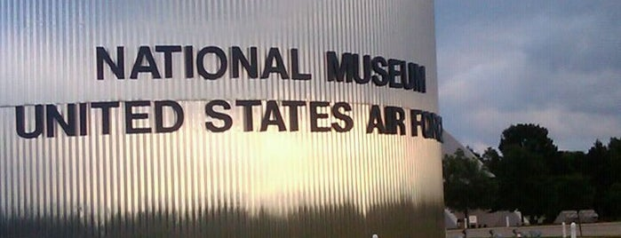 National Museum of the US Air Force is one of Aerospace Museums.