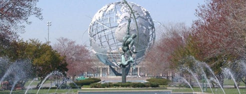 Flushing Meadows Corona Park is one of New York 2018.