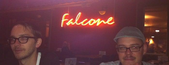 Restaurant Falcone is one of Yaminaさんの保存済みスポット.