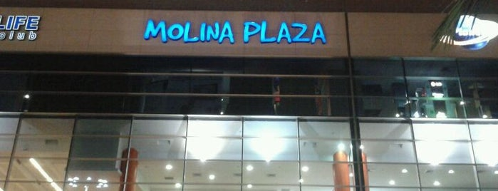 C.C. Molina Plaza is one of Lieux qui ont plu à Jamhil.