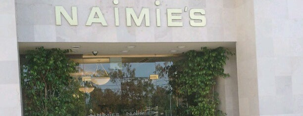 Naimie's Beauty Center is one of Los Angeles.
