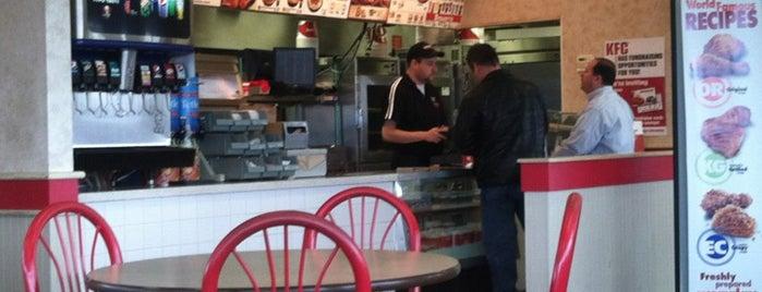 KFC is one of General Foodie.
