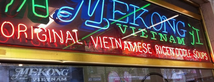Mekong Vietnamese is one of Timeout Recommended Eats.